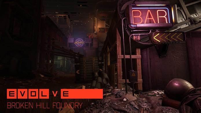 Os mapas de Evolve chegarão primeiro ao Xbox One (Foto: Divulgação)
