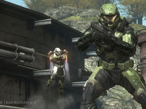 Halo reach (Foto: Divulgação)