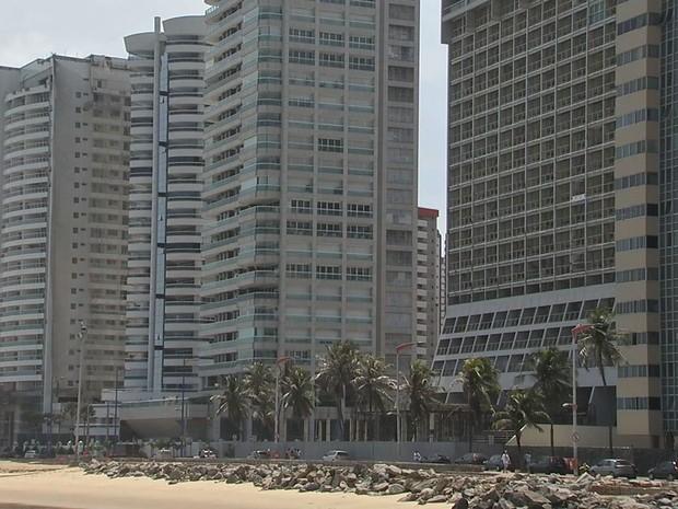 Hotéis, turismo, ceará (Foto: TV Verdes Mares/Reprodução)
