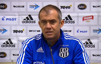 Bem perto de perder Eduardo para o Palmeiras, Ponte convoca entrevista