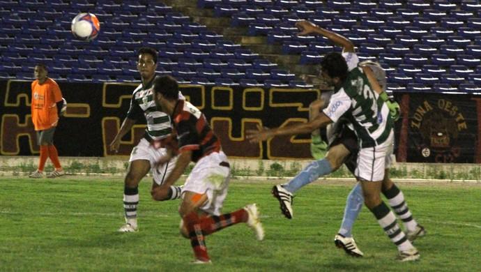 Campinense x Sport Campina, pelo Campeonato Paraibano (Foto: Gilvan Jerônimo/Jornal da Paraíba)