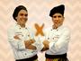 André Gonçalves e Eri Johnson estão na Panela de Pressão do 'Super Chef 2016'