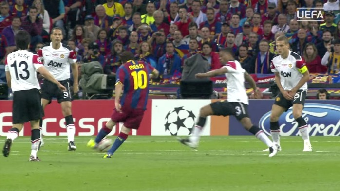 Lionel Messi 80 gols Barcelona Uefa