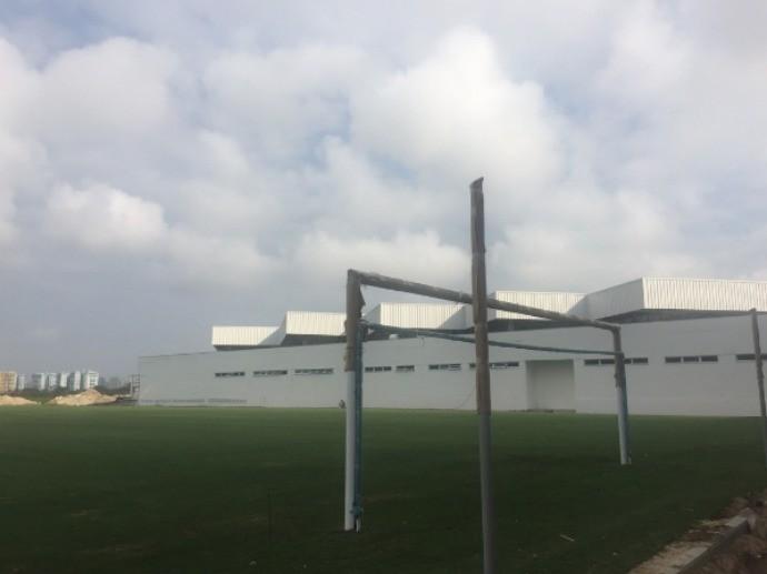 CT Fluminense (Foto: Divulgação / Fluminense)
