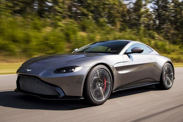 Aston Martin Vantage (Foto: Divulgação)