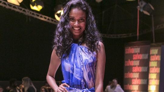 Aline Dias não se aguenta de ansiedade na reta final de 'Pro Dia Nascer Feliz'