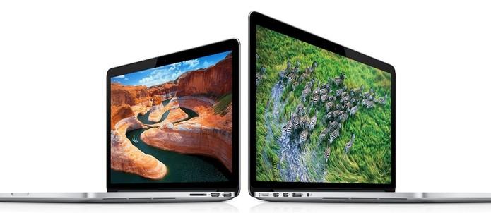 MacBook Pro Retina 13 polegadas (Foto: Reprodução)