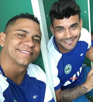 Dodô e Walter - Goiás (Foto: Reprodução / Instagram)
