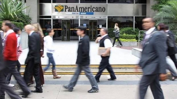 Banco Panamericano (Foto: Michel Filho/Agência O Globo)