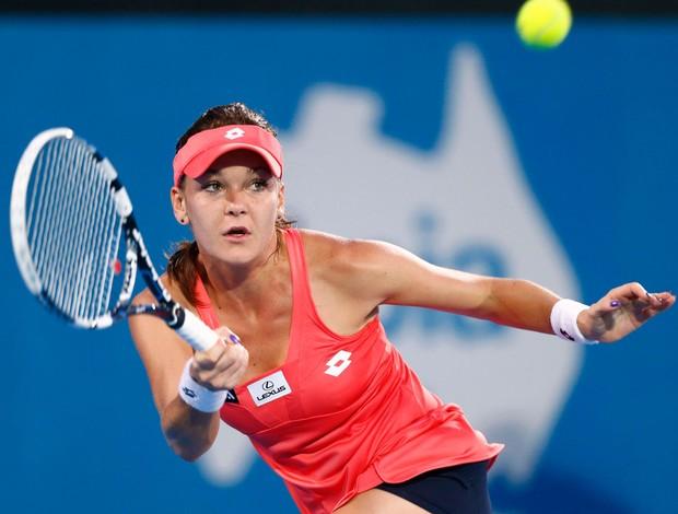 Tênis Agnieszka Radwanska atp de Sydney (Foto: Agência Reuters)