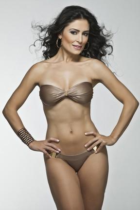 Franciely Freduzeski (Foto: Marcelo Correa)