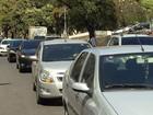 BH - 10h20: Motoristas do Uber fazem ato após colega ser esfaqueado
