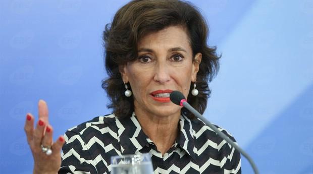 Maria Silvia Bastos Marques, presidente do BNDES (Foto: Agência Brasil)