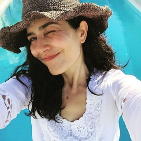 Letícia Sabatella (Foto: Reprodução / Instagram)