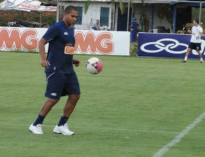 Walter do Cruzeiro (Foto: Marco Antônio Astoni - Globoesporte.com)