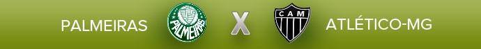 resumo 33 rodada PALMEIRAS X ATLÉTICO-MG