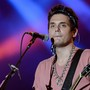 John Mayer Daughters (Flavio Moraes/G1)
