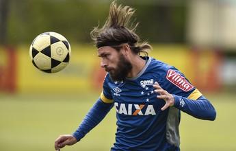 Mano muda time, e Sobis vira homem de referência do ataque do Cruzeiro