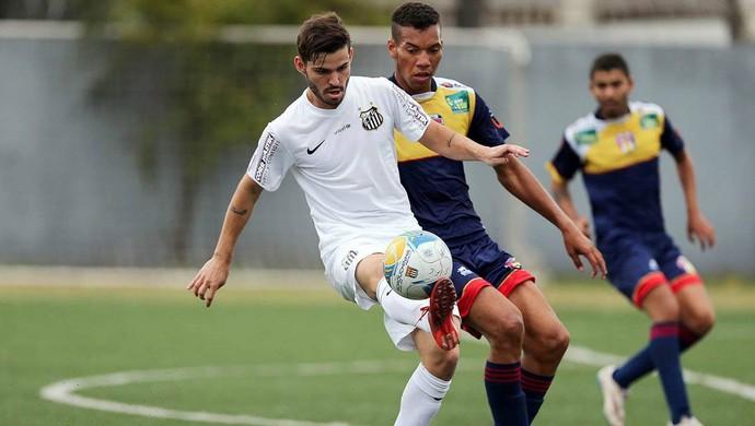 Santos sub-20, Gabriel Bonet (Foto: Pedro Ernesto Guerra de Azevedo / Santos FC)