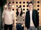 Trio Matiz faz show gratuito de jazz na Casa da Cultura de Matão nesta quinta