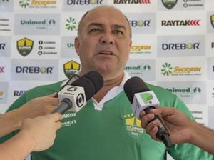 Ruy Scarpino, Cuiabá (Foto: Assessoria/Cuiabá Esporte Clube)