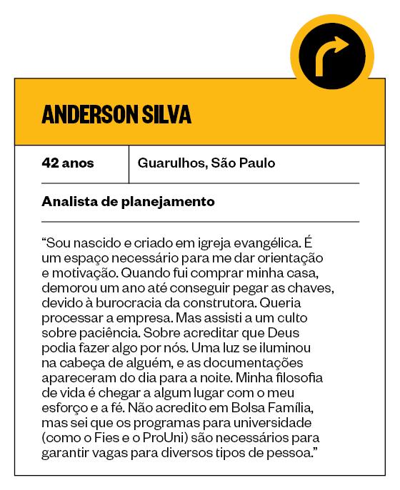 Anderson Silva (Foto: Época)