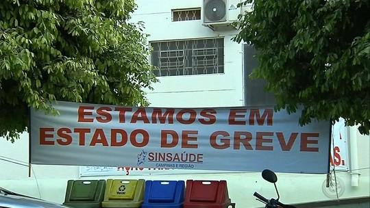 Funcionários do Hospital São Francisco entram em greve e cirurgias são suspensas