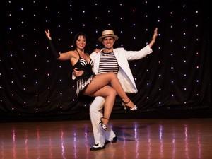 Danças Mistura com Rodaika musica maxixe samba frevo vaneirão (Foto: Reprodução/Youtube)