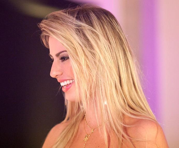 Fernanda Keulla camprã do BBB13 (Foto: BBB/TV Globo)