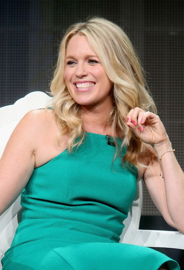 A atriz Jessica St. Clair (Foto: Getty Images)