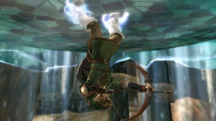 As Botas de Ferro chegam na hora certa para agitar The Legend of Zelda: Twilight Princess (Foto: Reprodução/Zeldapedia)