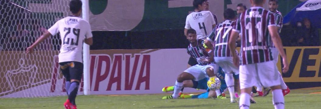 Fluminense x Corinthians - Copa do Brasil 2016 - globoesporte.com f480bd974eebc