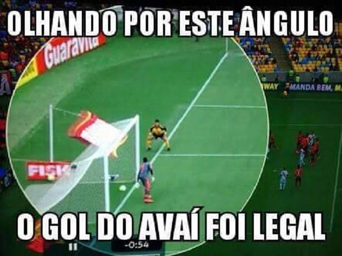 Zoação Flamengo 2