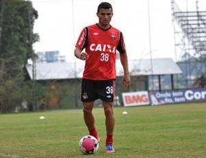 Maranhão, lateral-direito do Atlético-PR (Foto: Divulgação/Site oficial do Atlético-PR)