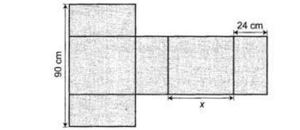 Planificação da caixa (Foto: Reprodução/ENEM)
