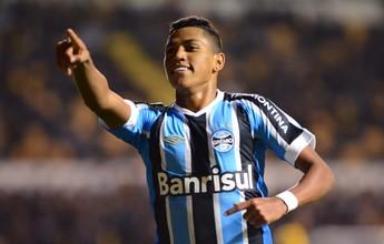 Golaço de Pedro Rocha, do Grêmio,  é eleito o mais bonito da 15ª rodada