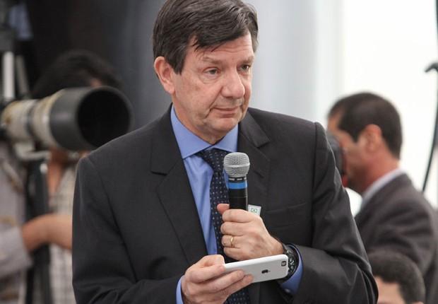 O banqueiro Roberto Setubal participa do CDES - Conselho de Desenvolvimento Econômico Social, o Conselhão (Foto: Alan Santos/PR)