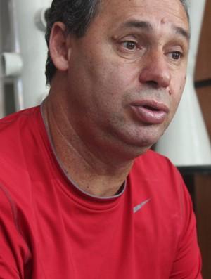 Evair Oliveira; River-PI; capa (Foto: Náyra Macêdo/GLOBOESPORTE.COM)