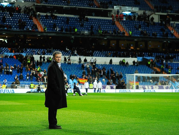 José Mourinho Real Madrid (Foto: Getty Images)