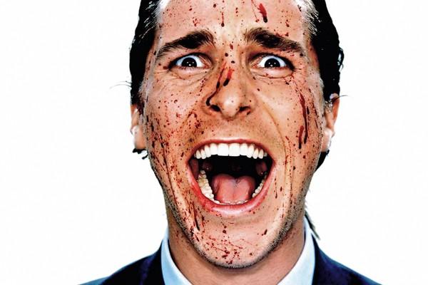 Christian Bale em Psicopata Americano (2000) (Foto: Divulgação)