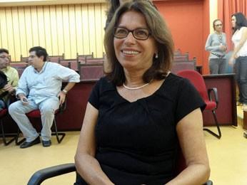 Ana Cabral, pró-reitora para Assuntos Acadêmicos da UFPE (Foto: Katherine Coutinho / G1 PE)