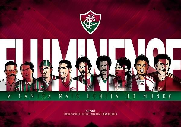 Capa 3 livro Fluminense (Foto: Reprodução)
