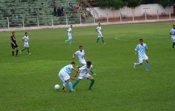 Goleadas marcam a sexta rodada do Tocantinense Sub-18