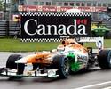 Di Resta surpreende e põe Force India no topo em treino livre; Massa é 11º