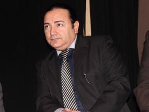 Deputado estadual Francis Lopes é o autor do projeto (Foto: Gustavo Almeida/G1)