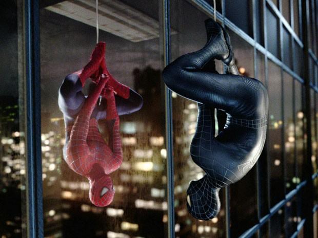 Tobey Maguire em 'Homem-Aranha 3' (Foto: Divulgação)