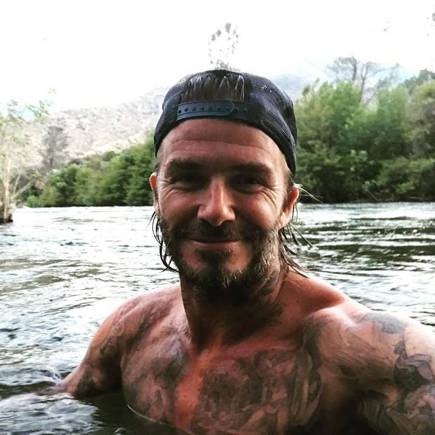 David Beckham (Foto: Reprodução/Instagram)