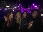Famosos curtem Rock in Rio USA em Las Vegas