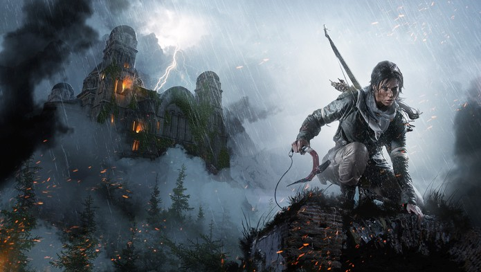 Lara Croft lutará contra zumbis no DLC de Rise of the Tomb Raider (Foto: Divulgação/Square Enix)