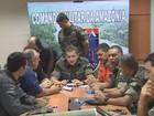 Força-tarefa deve iniciar buscas por grupo desaparecido em mata, no AM